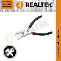 Nickel Plated Bent Interal Circlip Pliers