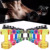 Eco-friendly 2.2L Dumbbell Sport Fitness Exercise Water Bottle,BPA Free Drinking Container Jug Cup with Cleaning Brush for Gym