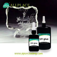 China Supplier 15g/50g/250g Bottles Liquid Silicone Glue For Crystal