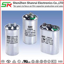 20uf CBB65 Air conditioner lighting capacitors 40/70/21