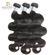 Hair Manufacturer In Xuchang Raw Virgin Hair Material Malaysian Body Wave, Natural Body Wave Hair Extensions