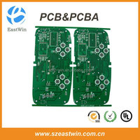 Control pcb board ps4 pcb rigid pcb