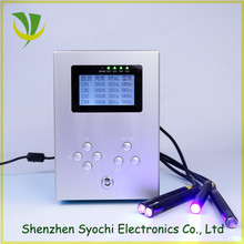 12mm diameter 365nm UV LED spot Light Curing system for medical device