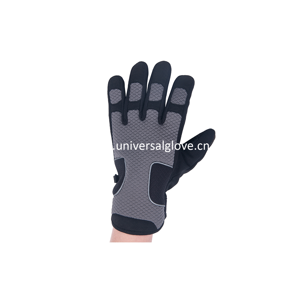 wholesale high quality lightweight spandex quick dry running gloves