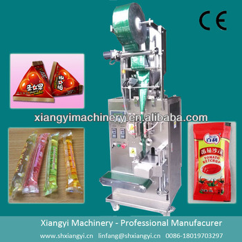 Shanghai Factory price for vertical form fill seal machine