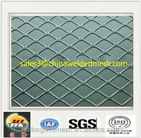 Decorative Expanded Wire Mesh for curtain wall