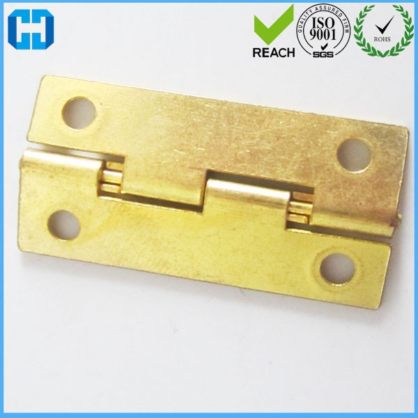 Wooden Box Accessories Small Hinge Metal Hinge Fillet For Furniture