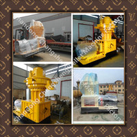 CSPM 2016 new hot sale wood shavings pellet machine