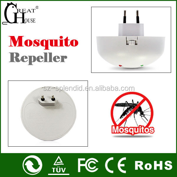 pest control product GH-321 Effective Electronics Mosquito Repellent Fly Repeller