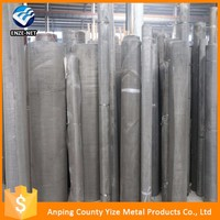 YIZE factory ss304 wire mesh screen / 325 mesh 40 micron stainless steel filter cloth (In stock)