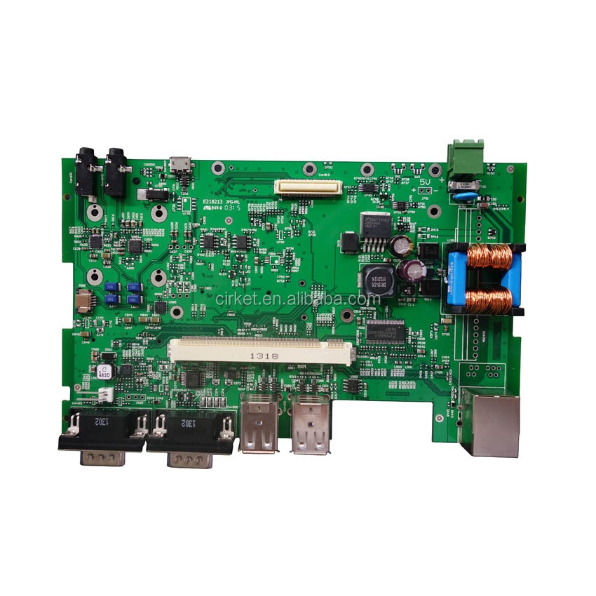 Car Remote Control Pcb and Remote Key Circuit Board and Multilayer Pcb Manufacturer