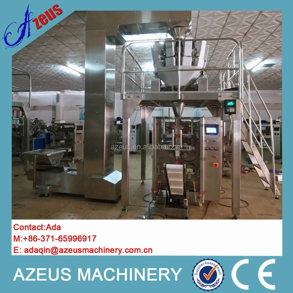 Fully Automatic Granule Packing Machine Packing Machine for Mushroom