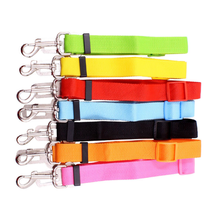 wholesale low price New Adjustable Pet Safety Car Dog Seat Belt