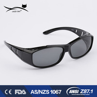 Manufacturer Best Quality Customize Colorful Hot Sale black safety glasses over prescription