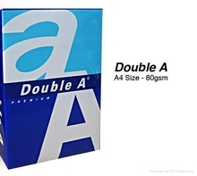 A4 Paper Double A Price Double A A4 size copy copier paper 80 gsm