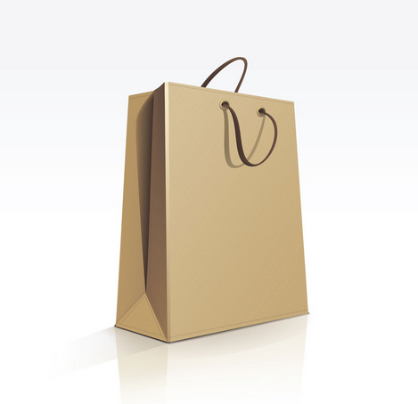 cheap paper bag materials with good price