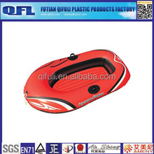 High quality inflatable swimming float boat PVC fishing boat inflatable kayak