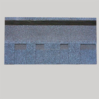 Thermal Insulation Fiberglass Modified Bitumen Asphalt Roofing Shingles