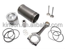 Piston liner kits for Cum QSB4.5T (With seal rings of liners)