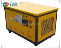 china made nature gas lpg electric start generators 13kw 16kva