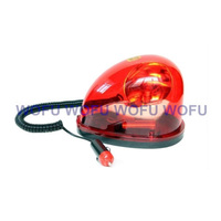 Car Used Revolving and Magnetic Warning Light with on-off Switch and Cigarette Lighter