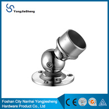 Precise Casting Steel Pipe Fitting With Round Pipe Base Plate