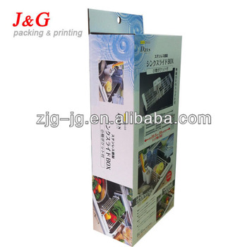 gloss pp laminated corrugated box