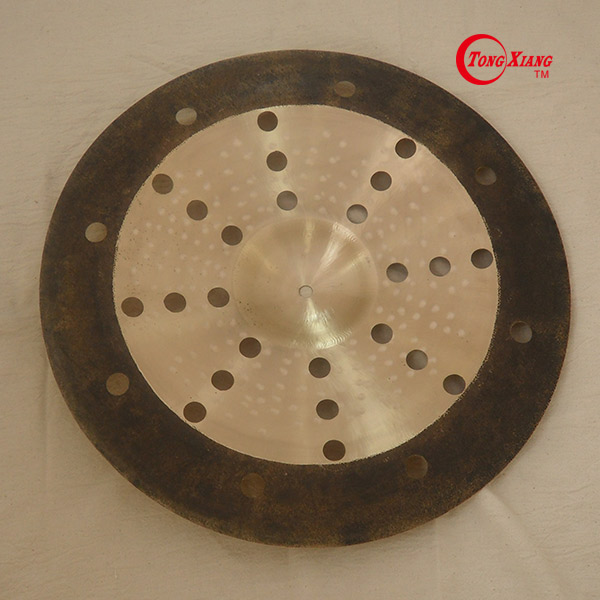 100% MANUAL by Guangrun Customized Cymbal TX-011