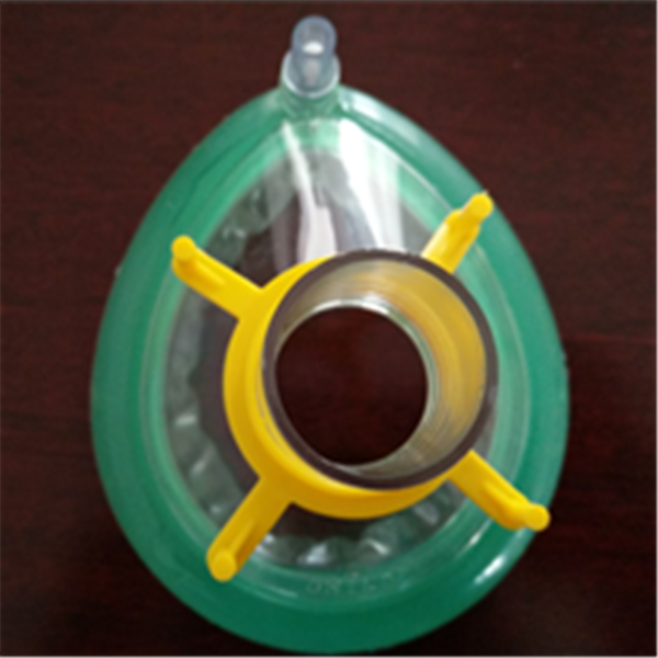 disposable anesthesia gas mask