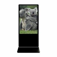47 Floor Standing LCD Screen Digital