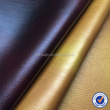 Artificial leather from China