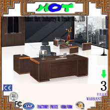 High quality latest office table designs executive wood table furniture/office furniture table