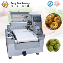Small Multifunction Wire Cutting Cookies Making Machine