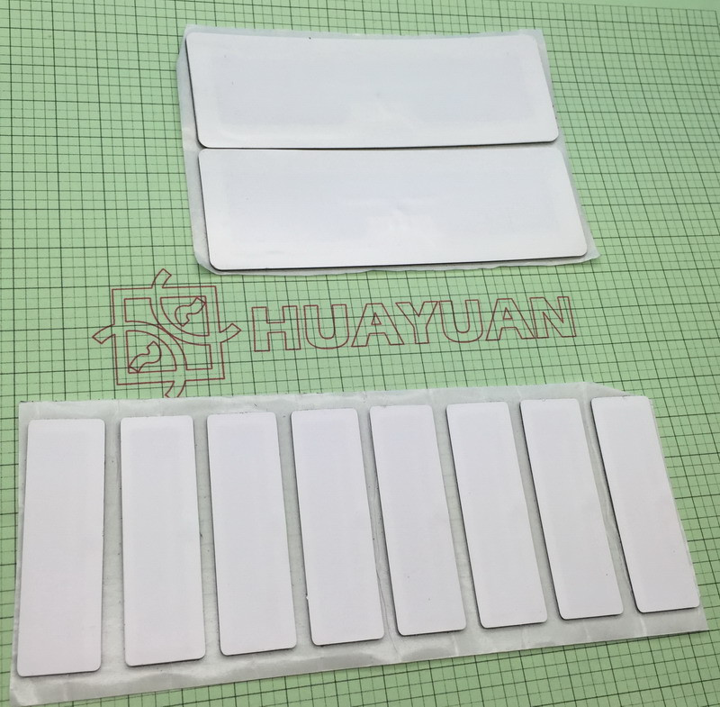 ISO18000-6C EPC Gen2 passive RFID UHF onmetal labels for durable goods and equipment