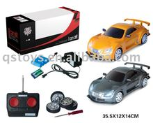 4ch 1:18 rc toys include battery rc cars