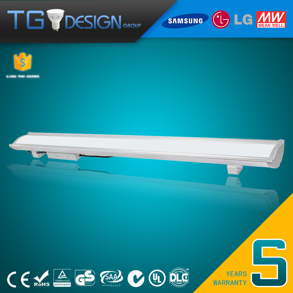 Led high bay lighting 347V DLC/UL with aluminium alloy material