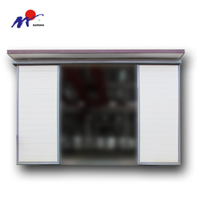 Customized automatic sliding door