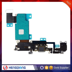 High quality Original Dock Connector charging port flex cable for iphone 6s plus