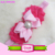 11 designs in stock chiffon shabby flower ribbon rose flower baby headband wholesale