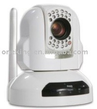 Indoor wireless dome ip camera
