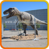 Robotic Toy Animals Attraction Inflatable Dinosaur Robot