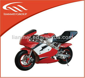 49cc pocket bike for kids Yamaha with CE LMOOX-R3
