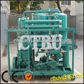 Dark color of Transformer Oil Recycling machine