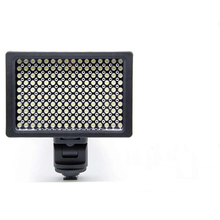 High quality 160 LED photography lights on camera video hotshoe LED lamp lighting for camcorder