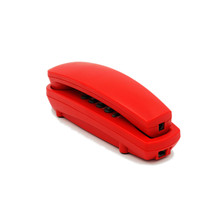 Hot sales corded telephone wall mounting trimline telephone