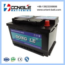 Manufacturing 12V 63Ah Optima Battery for Car