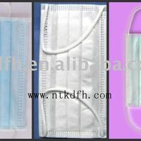Sell 3 Ply Nonwoven Mask H1N1