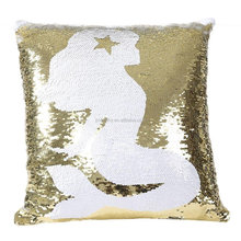 2018 Youtube Goes Crazy Mermaid Reversible Sequin Pillow Cover/Cushion Cover