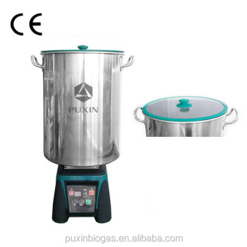 Food Waste Disposer to Make Kitchen Waste to Liquid Fertilizer
