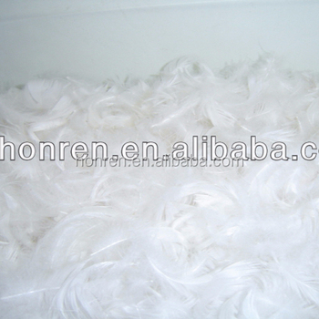 China down and feather manufacture washed white duck down feather